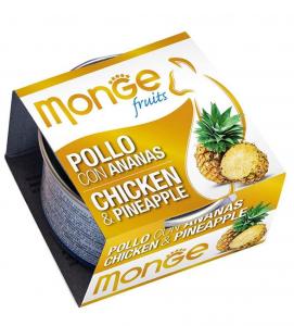 Monge Cat - Fruits - Adult - 80g x 24 lattine
