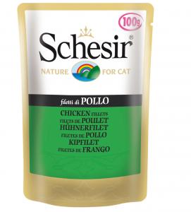 Schesir Cat - Soft - 100g x 20 buste