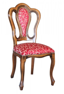 Classic chair Padded backrest