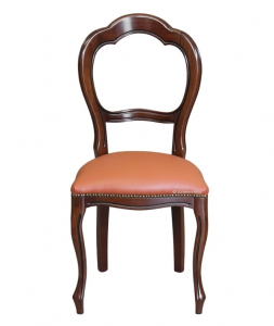 Solid wood classic chair