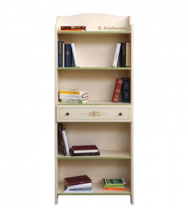 Hand painted Bookcase