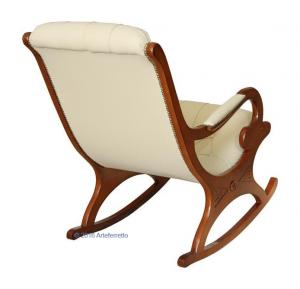 Rocking armchair Devis