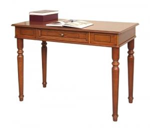 Decorated desk classic style La Fenice