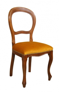 Chair in Louis Philippe style