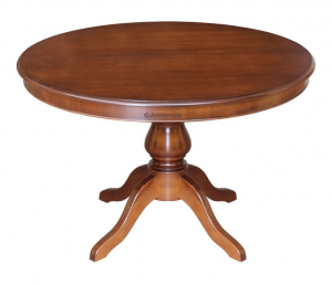 Round extendable table 110-149 cm