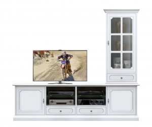 Living room set, tv stand display wall cabinet