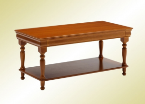 Coffee table in Louis Philippe style