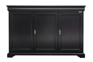 3 door sideboard in Louis Philippe style for dining room