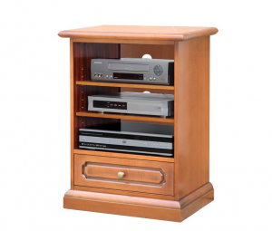 Small tv unit in wood