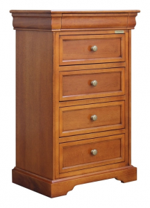 Chest of 5 drawers Louis Philippe style