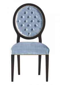 Upholstered dining chair Deluxe