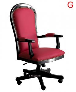 Office armchair Mike Dark