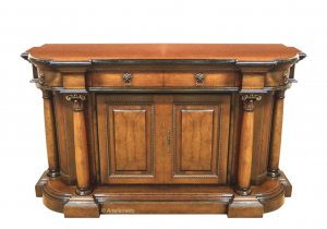 Wood sideboard Vaticano