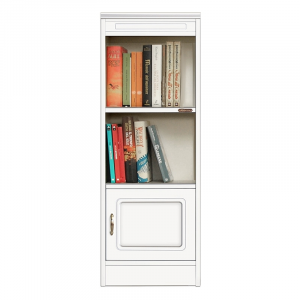 Compos collection - Small bookcase with door