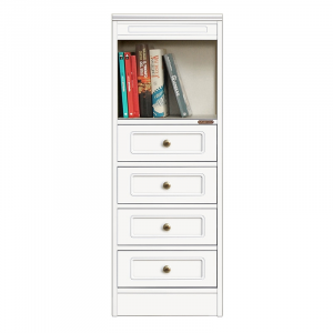 Compos collection - 4-drawer modular sideboard