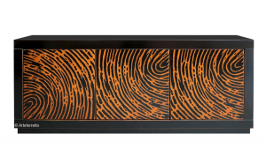Modern design sideboard in wood