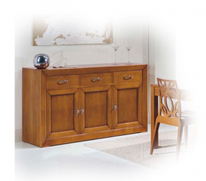 Dining sideboard 3 doors