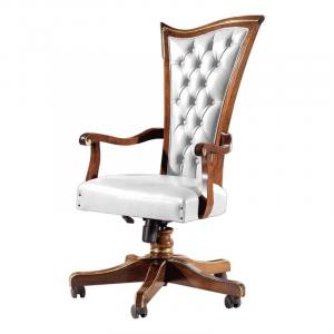 Office swivel armchair