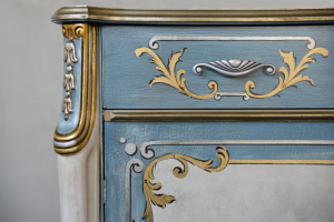 Handmade sideboard Beautiful line