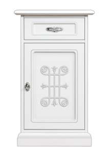 Silver small cabinet You collection