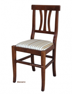 Chair with padded seat Us and Them