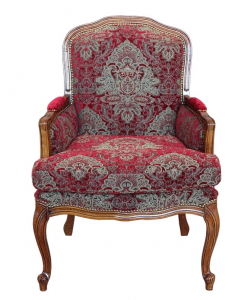 Classic armchair Damasco Plus