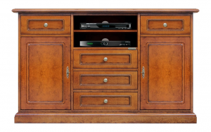 Dual use Tv cabinet