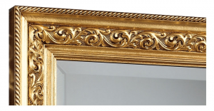 Classic mirror silver or gold