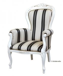 Armchair Middleton Rose, living room armchair