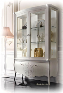 Classic style display cabinet Reflections