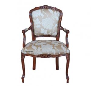 Armchair in Parisian style