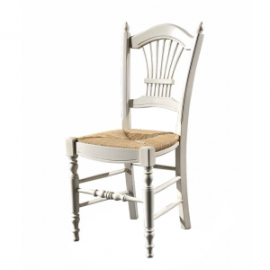 Dining chair turned legs