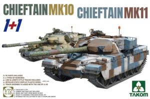 Chieftain MK 10 & Chieftain MK 11