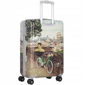 Trolley Yes Travel 4 ruote YNOT Roma 75 litri