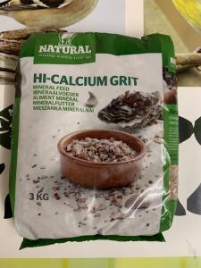 HI-CALCIUM GRIT 3kg