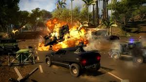 Just Cause 2 - USATO - PS3
