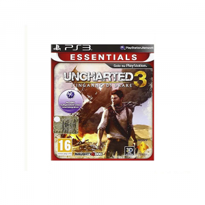 Uncharted 3: L'inganno di Drake -Essentials - USATO - PS3