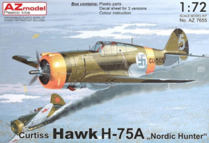 Curtiss Hawk H-75A