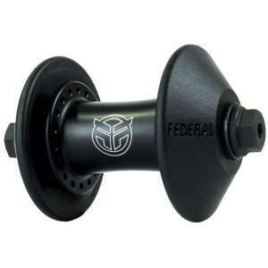 Federal Stance Pro Front Hub | Colore Black