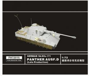 German Sd.Kfz. 171 Panther Ausf. D