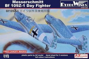 Me 109Z-1 Day Fighter