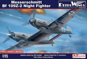 Me 109Z-2 Night Fighter