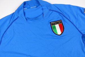 2002 Italia maglia home xl