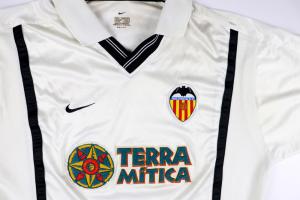 2000-01 Valencia Maglia Home L (Top)