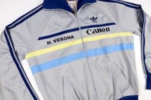 1984-85 Hellas Verona Giacca Tuta (Top)
