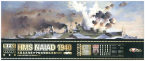 HMS Naiad 1940