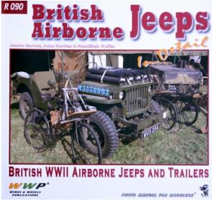 Publ. British Airborne JEEPS in detail