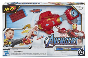 AVENGER POWER MOVES ROLE PLAY IRON MAN E7376EU4 HASBRO EUROPA