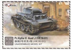 Pz.Kpfw. II Ausf. J