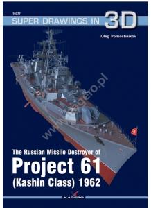 The Russian Destroyer of Projekt 61
